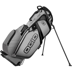 OGIO SILENCER PEWTER STAND BAG