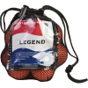 LEGEND GOLFBOLDE ORANGE 12 STK