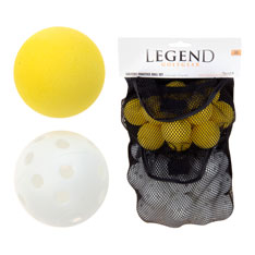 GOLFERS PRACTICE BALL SET