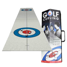 GOLF CURLING